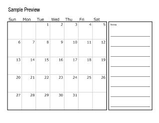 blank calendar printable, printable calendar with holidays